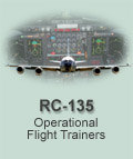 RC-135 Operational Flight Simulation Trainers